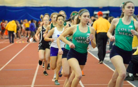 CNHS Winter Track Team Puts on an Impressive Performance at Sectionals