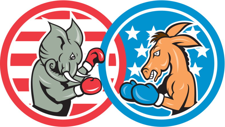 Image result for The Two Party System