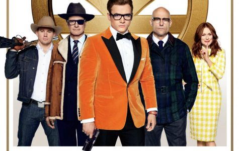 Kingsman​ ​2:​ ​The​ ​Golden​ ​Circle