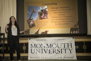 Monmouth University Department of Psychology's 67th Semi-Annual Undergraduate Student Conference