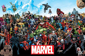 The Marvel Universe- 10 Years in the Making