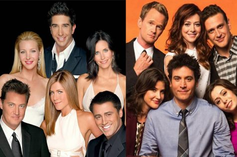 The Great Debate: Friends vs. How I Met Your Mother