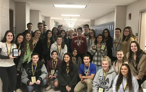 DECA Makes it to Regionals!