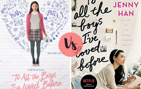 The Book Vs. The Movie - To All The Boys I've Loved Before