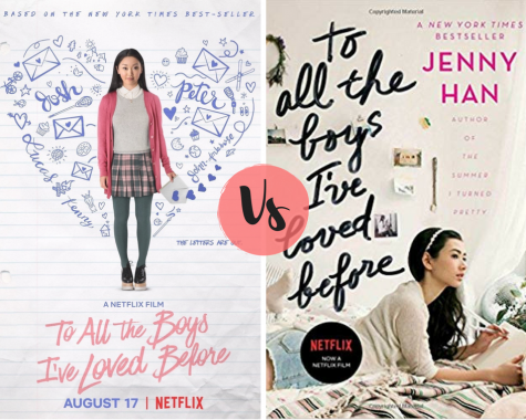 The Book Vs. The Movie – To All The Boys I've Loved Before