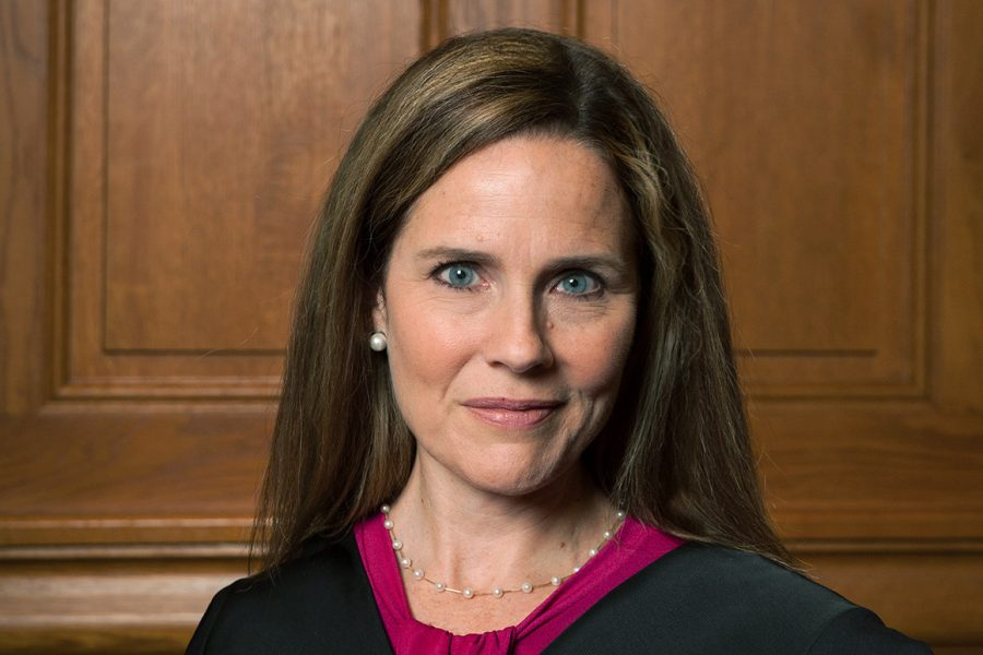 Amy Coney Barrett: Supreme Court Justice