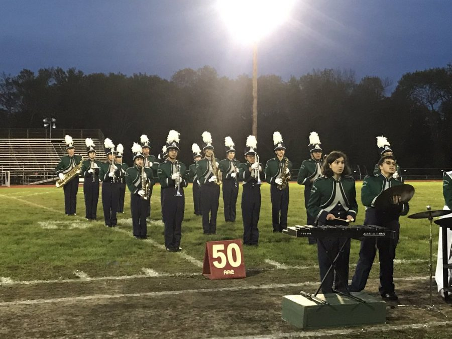 Freehold Regional High School District Festival- Marching Band