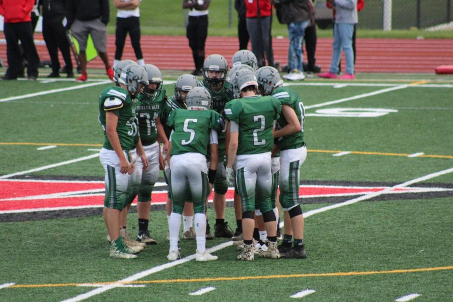 Football: Colts Neck vs. Monmouth Regional
