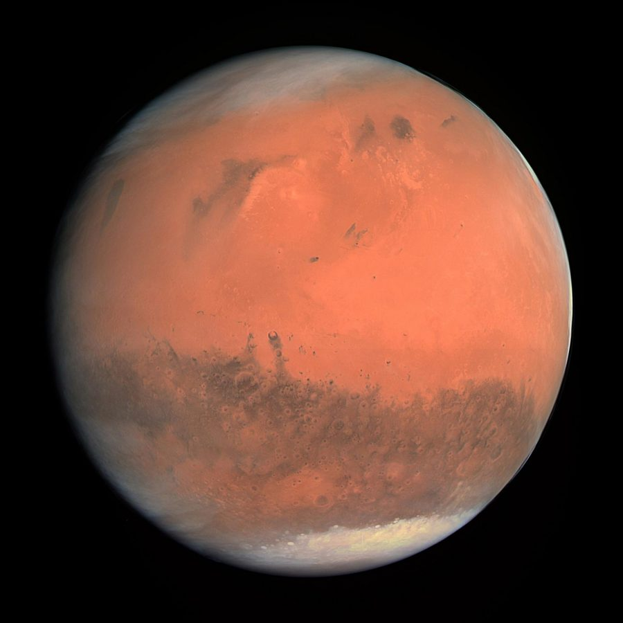 When Did Water Develop On Mars?