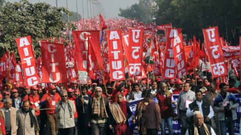 Hadataal! Quarter of a Billion Indians Go On Strike in Largest Demonstration in History